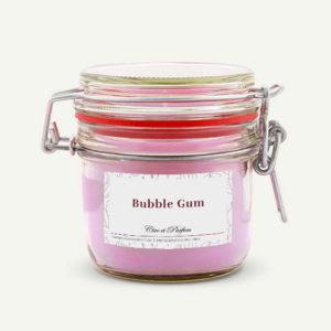 bougie parfumée Cire et Parfum bubble gum