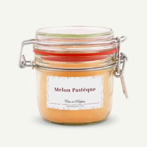bougie parfumée Cire et Parfum melon pastèque